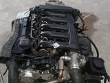 Двигатель M57 D30 на BMW X5 (3.0) за 850 000 тг. в Костанай – фото 2