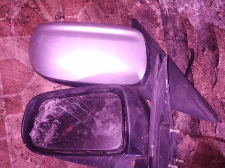 Зеркала на Мазда 626 Mazda 626 97-00 хэтчбек, птичка оригинал… за 8 000 тг. в Алматы – фото 3