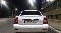 ВАЗ (Lada) 2170 (седан) 2013 года за 2 000 000 тг. в Семей – фото 3