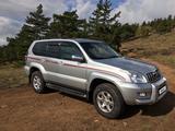 Toyota Land Cruiser Prado 2006 года за 7 500 000 тг. в Щучинск – фото 3