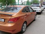 Hyundai Solaris 2014 года за 4 100 000 тг. в Нур-Султан (Астана) – фото 4