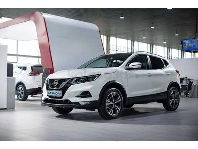 Nissan Qashqai SE 2.0 CVT 4WD 2021 года за 11 002 700 тг. в Шымкент