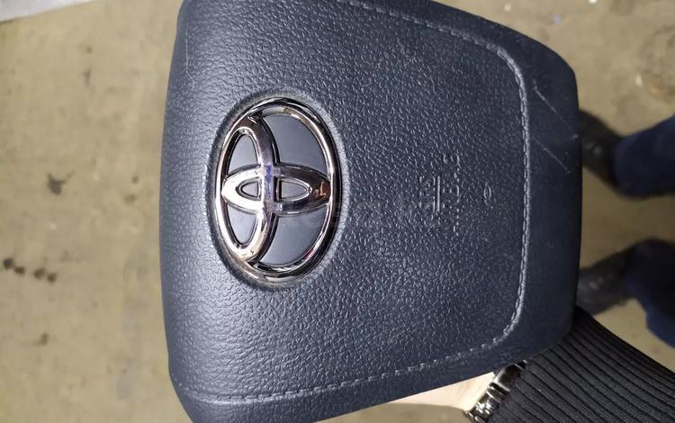Подушка в руль тойота ленд крузер 200 (15-18 год) за 140 000 тг. в Алматы