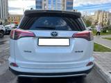 Toyota RAV 4 2019 года за 13 200 000 тг. в Нур-Султан (Астана) – фото 5
