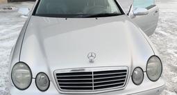 Mercedes-Benz CLK 230 2000 года за 3 200 000 тг. в Сатпаев – фото 4