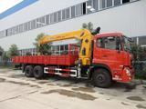 XCMG  Бортовой грузовик шасси и гидравлический кран манипулятор лизинг 7 лет 2019 года в Алматы