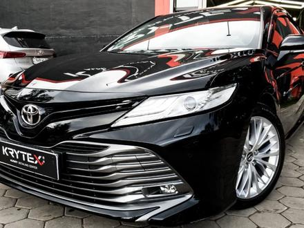 Toyota Camry 2019 года за 14 400 000 тг. в Алматы