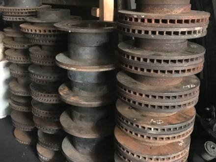 Диски тормозные за 10 000 тг. в Алматы – фото 2