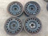 Оригинальные металлические диски на автомашину Opel (Германия R15 за 25 000 тг. в Нур-Султан (Астана)