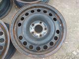 Оригинальные металлические диски на автомашину Opel (Германия R15 за 25 000 тг. в Нур-Султан (Астана) – фото 2