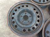 Оригинальные металлические диски на автомашину Opel (Германия R15 за 25 000 тг. в Нур-Султан (Астана) – фото 3