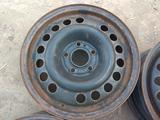 Оригинальные металлические диски на автомашину Opel (Германия R15 за 25 000 тг. в Нур-Султан (Астана) – фото 4