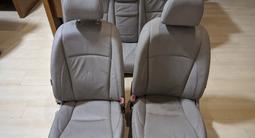 Сиденье (салон) комплект Lexus ES300/350 2009г за 100 000 тг. в Алматы