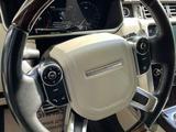 Land Rover Range Rover 2015 года за 33 500 000 тг. в Шымкент – фото 5
