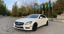 Mercedes-Benz CLS 500 2011 года за 13 000 000 тг. в Алматы