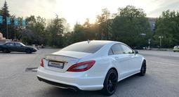 Mercedes-Benz CLS 500 2011 года за 13 000 000 тг. в Алматы – фото 3