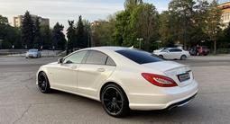 Mercedes-Benz CLS 500 2011 года за 13 000 000 тг. в Алматы – фото 4