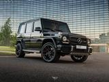 Mercedes-Benz G 63 AMG 2015 года за 38 500 000 тг. в Алматы – фото 3