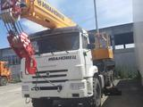 КамАЗ  КС 45717К-3 на шасси КАМАЗ 43118-3027-50 2019 года за 51 500 000 тг. в Шымкент – фото 3