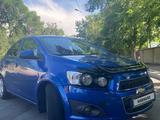 Chevrolet Aveo 2012 года за 3 100 000 тг. в Алматы