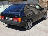 ВАЗ (Lada) 2109 (хэтчбек) 2002 года за 1 100 000 тг. в Шымкент – фото 3