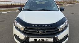 ВАЗ (Lada) Granta 2190 (седан) 2020 года за 4 350 000 тг. в Караганда – фото 4