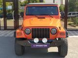 Jeep Wrangler 2005 года за 8 200 000 тг. в Шымкент – фото 3