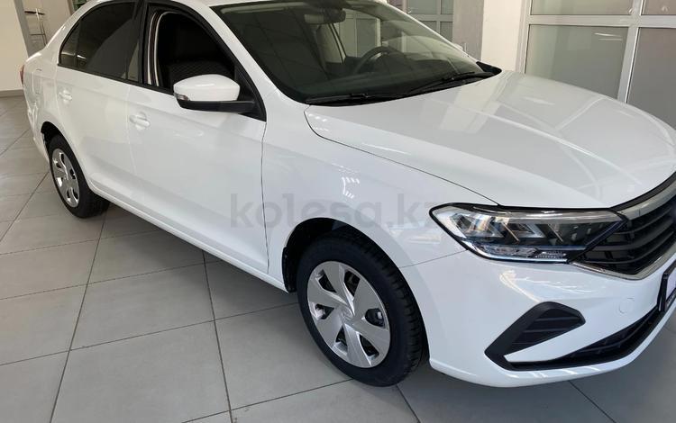 Volkswagen Polo 2021 года за 7 600 000 тг. в Петропавловск