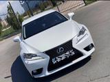 Lexus IS 250 2013 года за 9 900 000 тг. в Кызылорда – фото 4