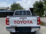 Toyota Hilux 2021 года за 20 500 000 тг. в Шымкент – фото 2