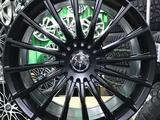 Комплект колёсных дисков Rainbow Dance в Астане Mersedes Benz. за 300 000 тг. в Нур-Султан (Астана)