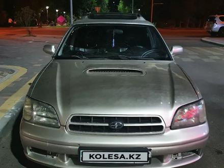Subaru Legacy 1999 года за 2 500 000 тг. в Алматы – фото 2