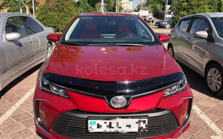 Toyota Corolla 2019 года за 9 800 000 тг. в Шымкент