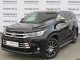 Toyota Highlander 2018 года за 21 500 000 тг. в Шымкент
