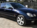 Lexus GS 300 2001 года за 4 800 000 тг. в Алматы