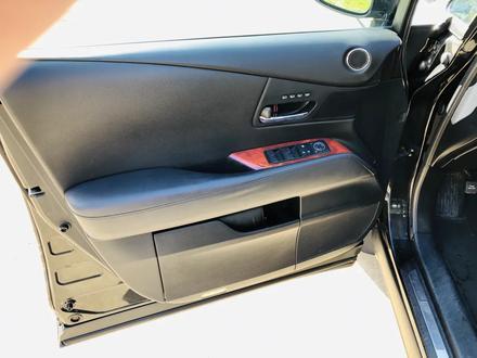 Lexus RX 350 2012 года за 11 300 000 тг. в Костанай – фото 24