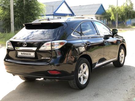 Lexus RX 350 2012 года за 11 300 000 тг. в Костанай – фото 3