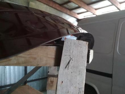 Крышка багажника на rav4 рестайлинг оригинал, состояние на фото за 75 000 тг. в Нур-Султан (Астана) – фото 6