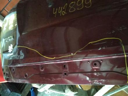 Крышка багажника на rav4 рестайлинг оригинал, состояние на фото за 75 000 тг. в Нур-Султан (Астана) – фото 7