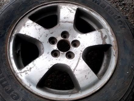 Диск с шиной на запаску.215/65/16 за 6 000 тг. в Алматы – фото 4