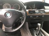 BMW 525 2006 года за 5 200 000 тг. в Алматы – фото 5
