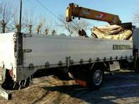 Эвакуатор манипулятор кран грузоперевозки в Павлодар