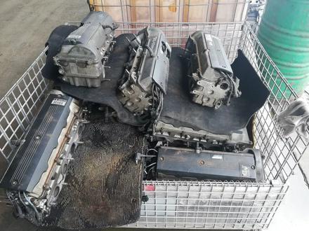 Головка двигателя тойота превия 2.4. ГБЦ за 100 000 тг. в Алматы – фото 2