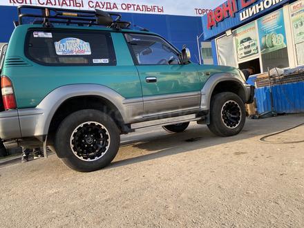 R17/6*139.7 TOYOTA ET-10 за 170 000 тг. в Алматы – фото 3