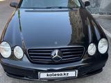 Mercedes-Benz CL 600 2003 года за 3 500 000 тг. в Алматы – фото 5