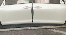 Двери передние задние Toyota Prado 150 Тойота Прадо 150 за 260 000 тг. в Алматы – фото 3