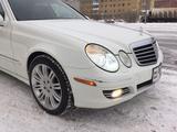 Mercedes-Benz E 350 2007 года за 3 900 000 тг. в Нур-Султан (Астана)