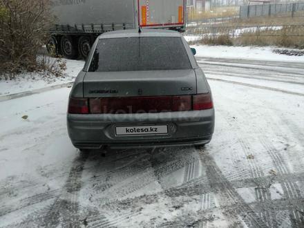 ВАЗ (Lada) 2110 (седан) 2006 года за 780 000 тг. в Караганда – фото 3