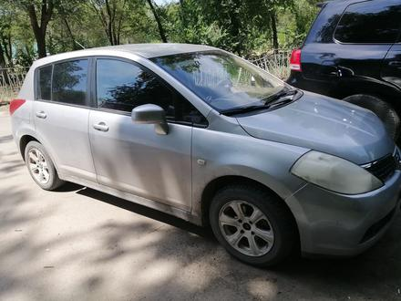 Nissan Tiida 2006 года за 2 750 000 тг. в Аксай