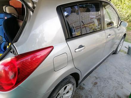 Nissan Tiida 2006 года за 2 750 000 тг. в Аксай – фото 16